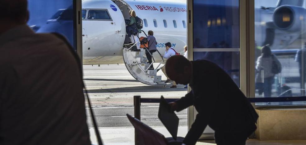 Los vuelos a Madrid serán de 8.00 a 9.00 y de 19.00 a 20.00 horas
