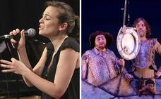 Dos comedias, Marlango y 'Don Quijote en la patera', próximas citas en el Gran Teatro