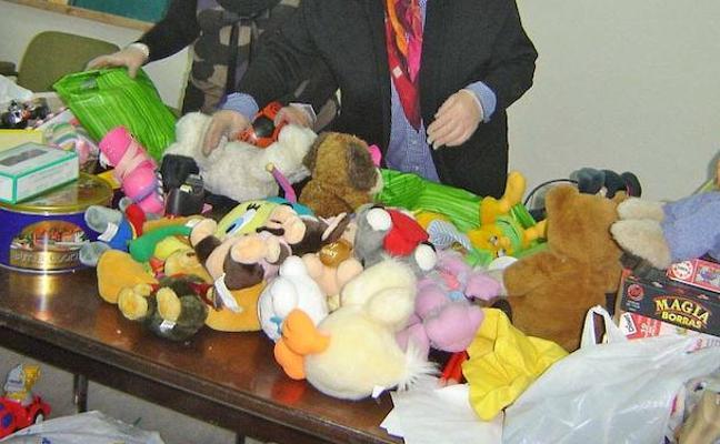 Arranca la campaña de recogida de juguetes en Villanueva
