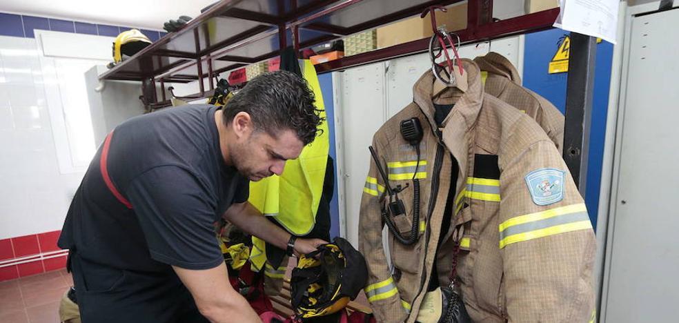 La Diputación de Cáceres calcula que la provincia necesita 60 bomberos más