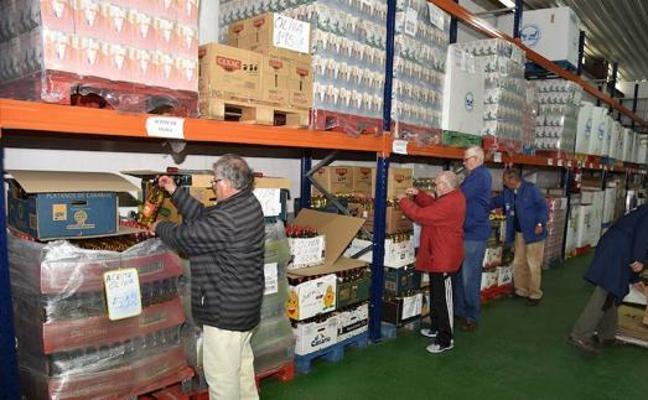 El Banco de Alimentos de Plasencia busca voluntarios para la gran recogida de diciembre