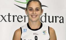 Bea Gómez, del Extremadura Arroyo, mejor líbero de la octava jornada