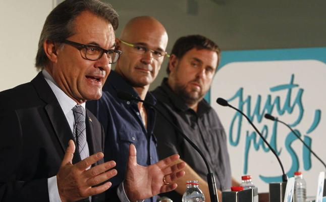 Los independentistas recurrirán al Constitucional la aplicación del 155