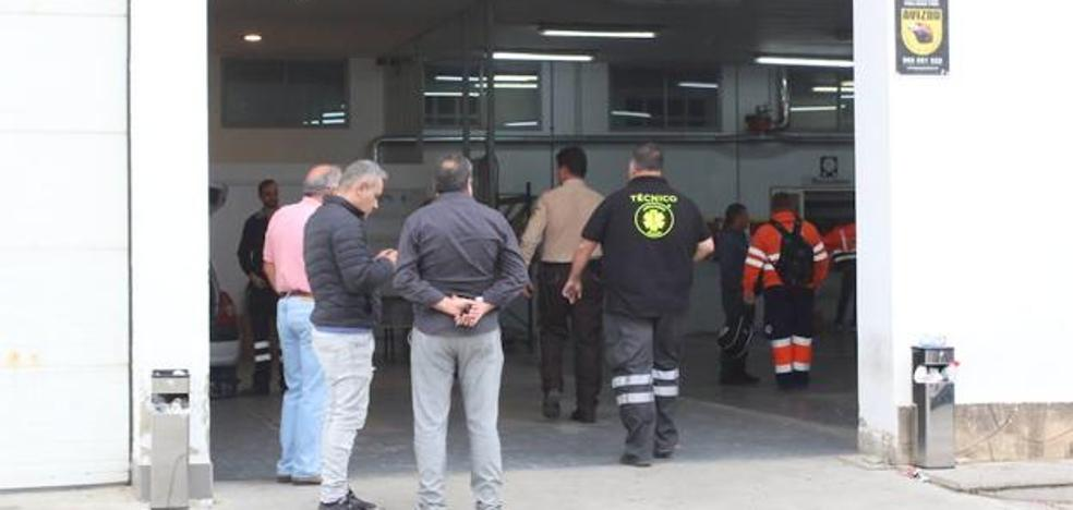 Vergeles afirma que el servicio de ambulancias está «prácticamente normalizado»