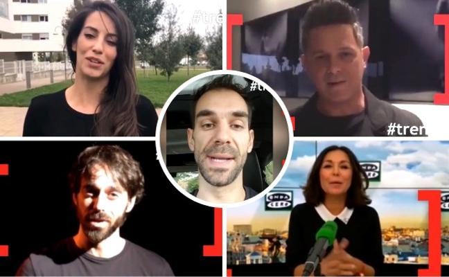 Las caras conocidas que piden un tren digno para Extremadura