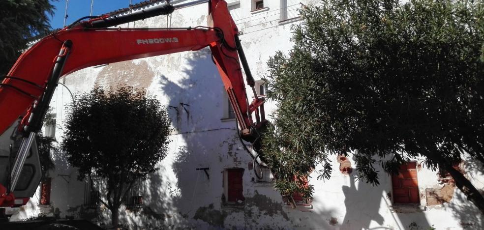 Las obras del ARU de García Lorca, en Almendralejo, comienzan con 3,2 millones