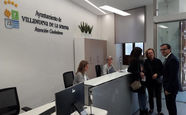 El Ayuntamiento de Villanueva mejora la atención al ciudadano