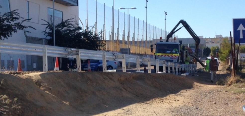 El Ministerio de Fomento descarta un nuevo paso de cebra en Ricardo Carapeto
