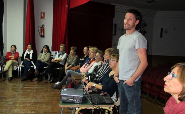 Talleres por la igualdad en la comarca de La Vera