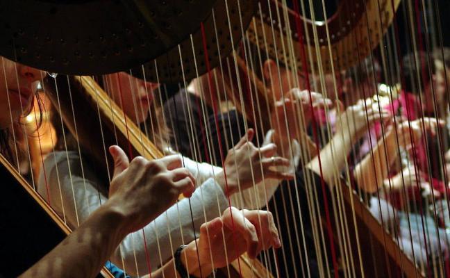 Concierto de música barroca en la Diputación
