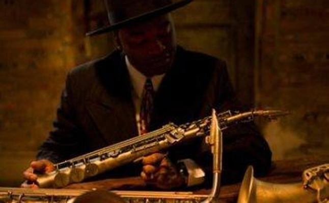 Noche de jazz en el López de Ayala de la mano del saxofonista James Carter