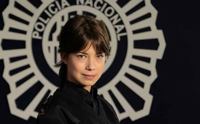 «La Policía está feliz con el desarrollo de la serie»