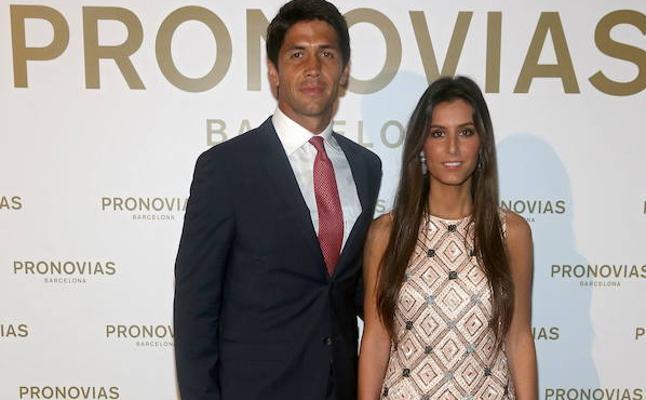 Verdasco celebra su cumpleaños a un mes de su boda