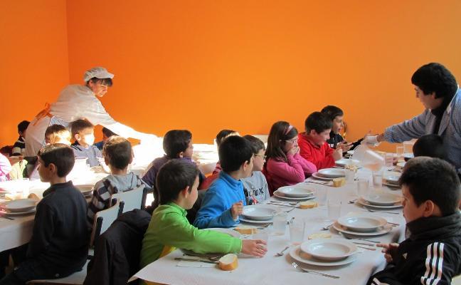 Desayunos saludables para 15 colegios veratos