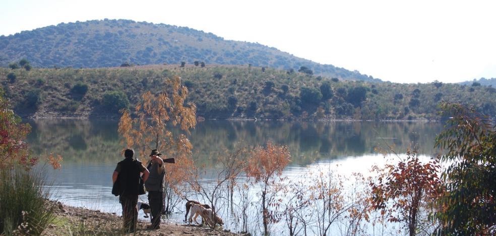 Rechazo a la propuesta de suspender la caza por la sequía