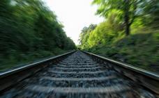 Deprimidos y sin tren