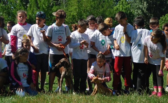 El proyecto escolar 'Caza y Naturaleza' llega a 700 niños