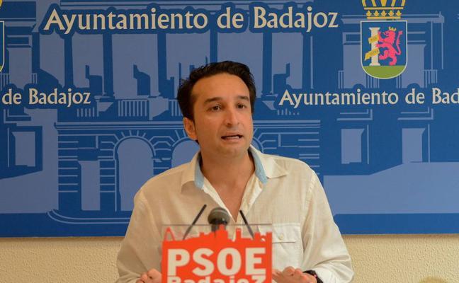 Cabezas se convierte en el nuevo secretario general del PSOE en Badajoz