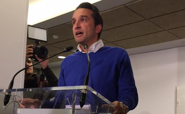 Ricardo Cabezas: «Con bicefalia no sería posible ganar las municipales»