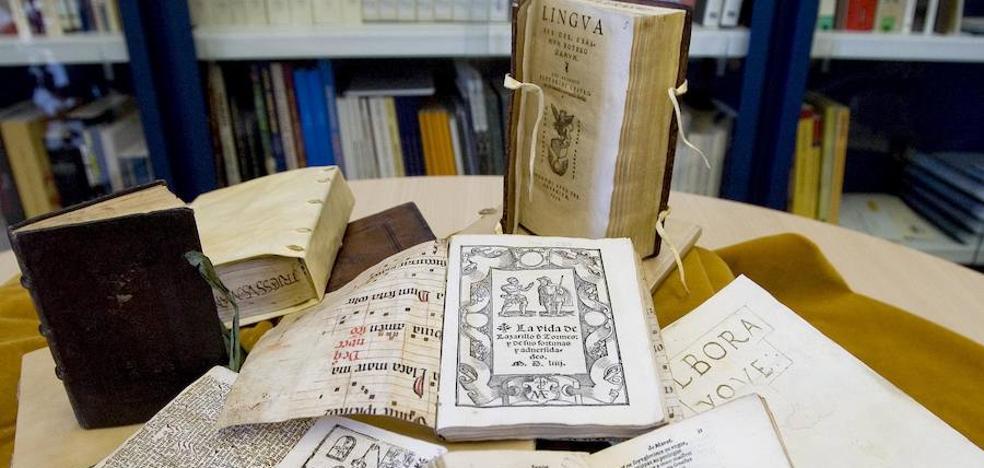 Muestra en Lisboa sobre el tesoro bibliográfico de Barcarrota