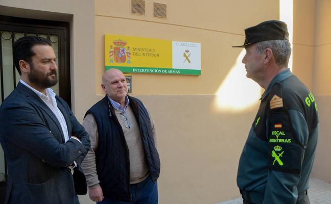 El alijo de Tiétar equivale a la séptima parte del consumo anual de tabaco en Extremadura