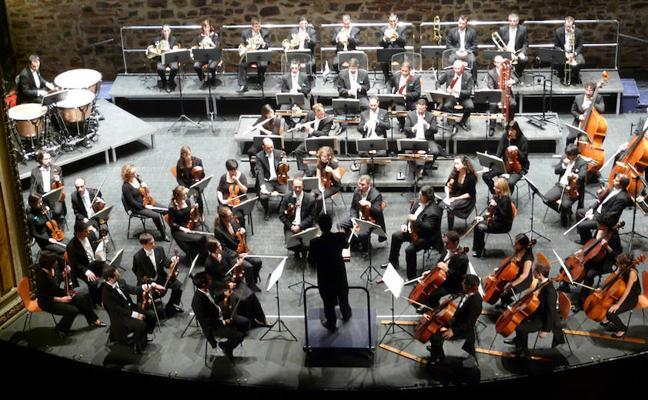 La Orquesta de Extremadura actúa este viernes en el Festival de Jazz