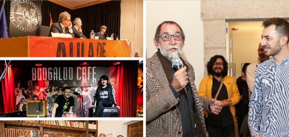 El 'cumple' de Boogaloo y el regreso de Pepe Rodríguez