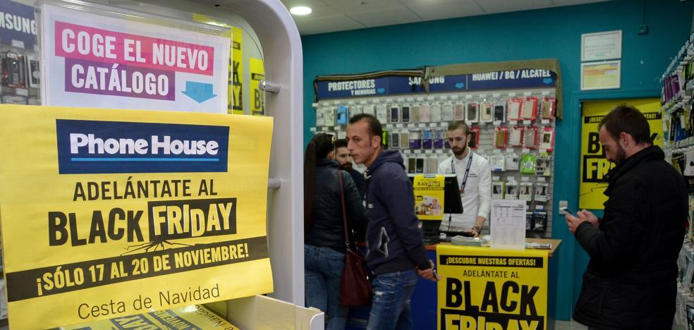 El 'Black Friday' concentrará un tercio de la facturación navideña