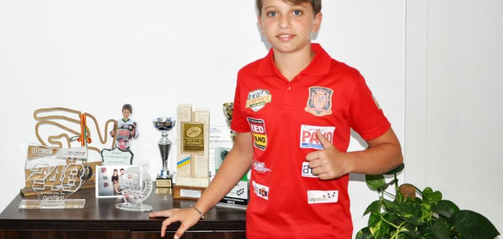 Jandro Pérez hará este año el encendido navideño de Don Benito