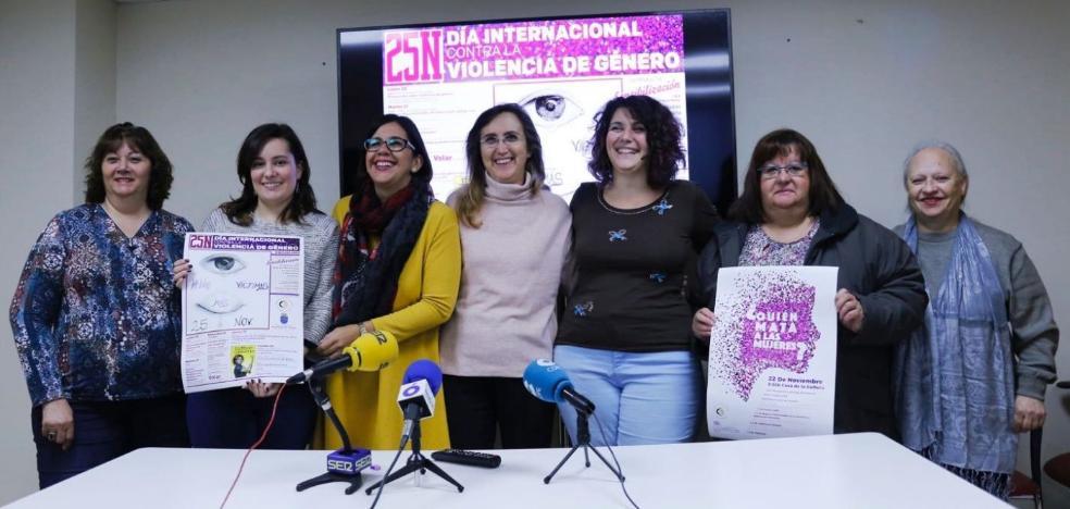 Una semana de actividades para rechazar la violencia de género