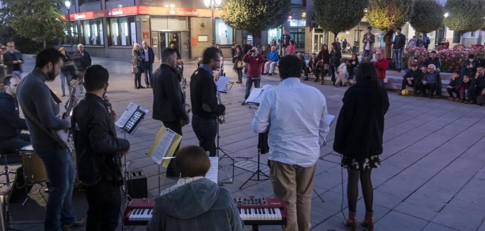 El XXX Festival de Jazz se despide en la calle
