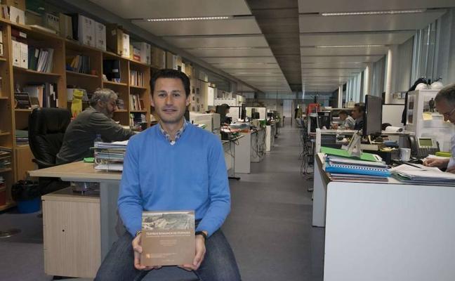 Un arqueólogo de la Junta gana el Premio Quinto Cecilio Metello