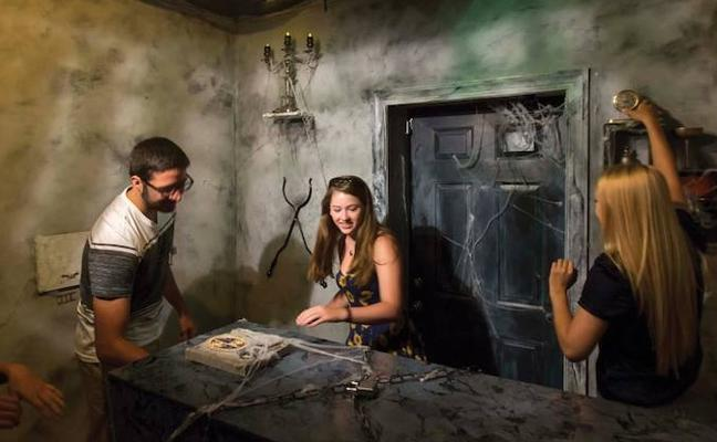 El 'escape room' se pone de moda