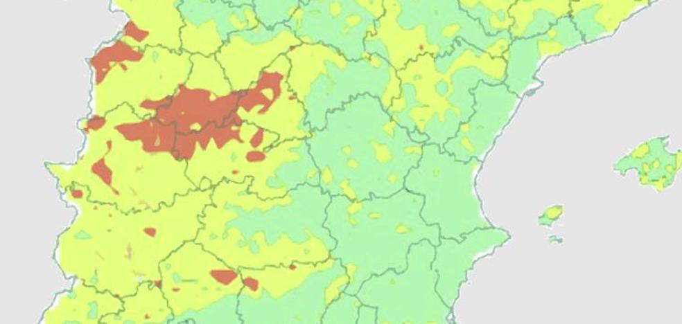 Cáceres, la cuarta provincia más afectada por el gas radón
