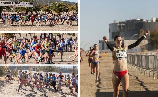 Victorias de Mirabel y Carretero en el Trofeo Diputación de Campo a través