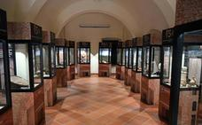 140 piezas del Museo Arqueológico Provincial llegan a Zalamea