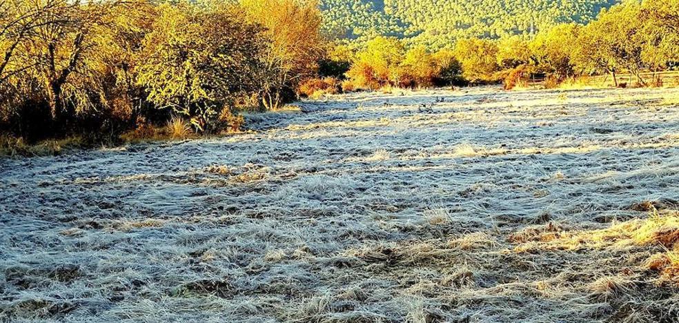 La lluvia regresa a Extremadura el jueves en forma de chubascos