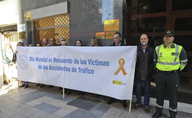 52 personas han muerto en accidente de tráfico en lo que va de año en Extremadura