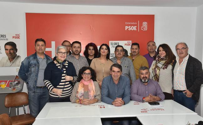 El PSOE de Plasencia no alcanza una lista de consenso y tendrá varios candidatos a secretario local