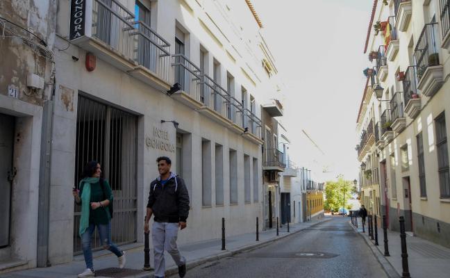 Cruz Roja acogerá a cuarenta refugiados en el antiguo Hotel Góngora