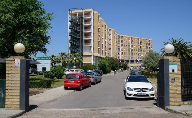 La ampliación de la residencia La Granadilla en Badajoz costará medio millón de euros