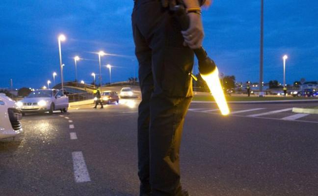 Cuatro individuos se fugan tras disparar a guardias civiles en Madrid