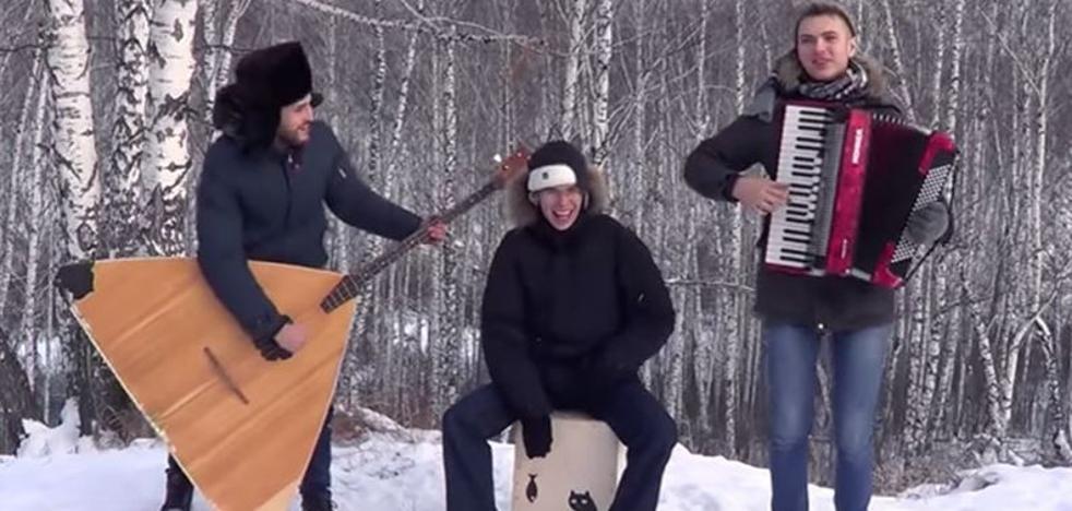 La versión rusa de 'Despacito'