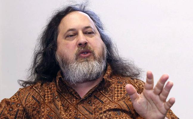 Richard Stallman hablará de amenazas digitales en Cáceres