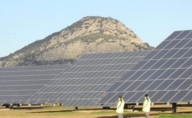 La fotovoltaica de Usagre empleará a 800 personas durante su construcción
