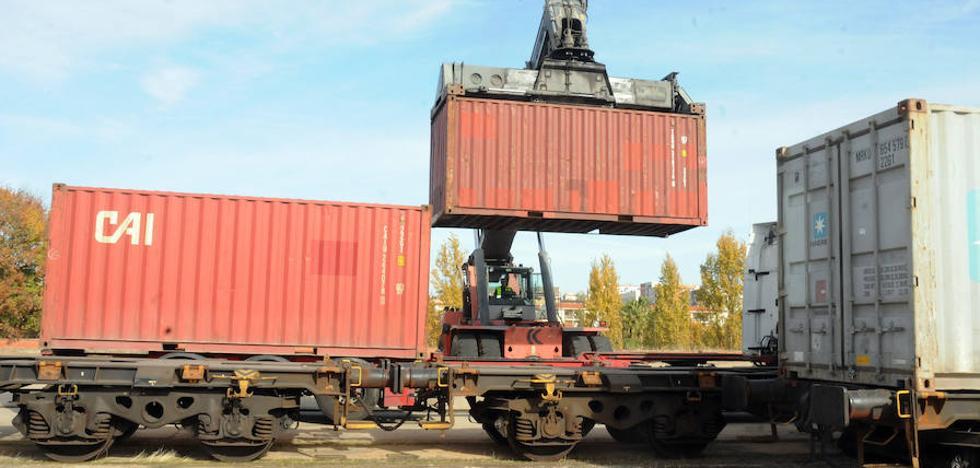 El primer tren comercial desde Mérida hacia Portugal sale este jueves
