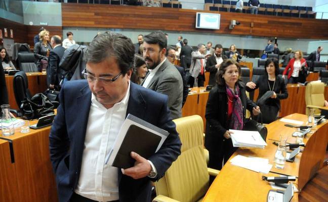 Aprobado el proyecto de ley de los presupuestos para 2018, que entra este jueves en la Asamblea