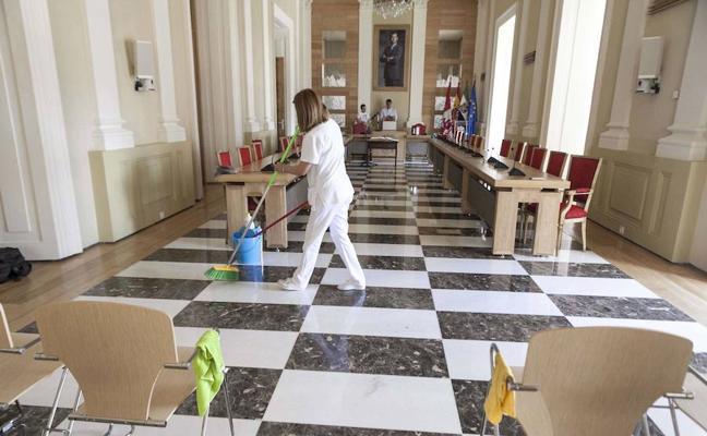 Los parados pueden solicitar desde hoy las plazas del Plan de Empleo Social en Cáceres