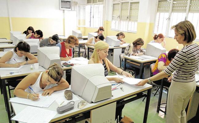 La Junta plantea una oferta de 4.113 plazas de empleo público hasta 2019