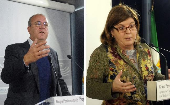 PP y Ciudadanos anuncian enmiendas a los PGEx